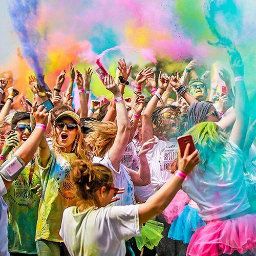 Color Obstacle Rush Denmark